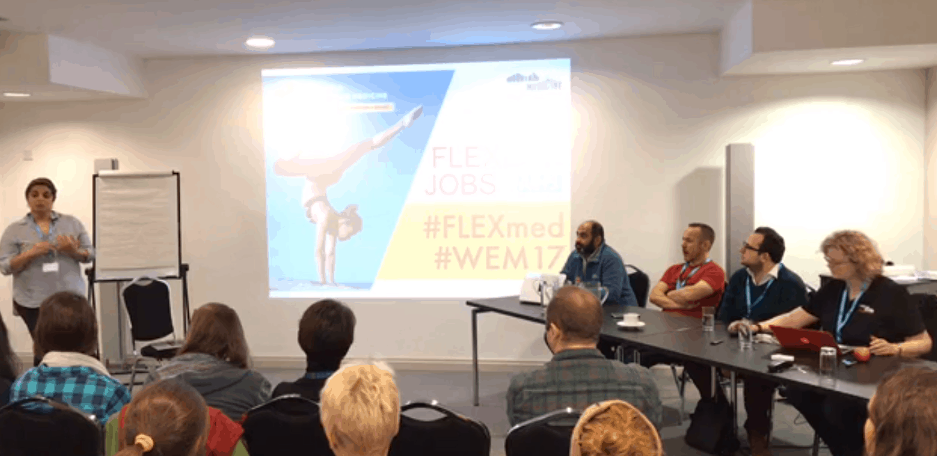 FLEXmed: have a compatible Medical and Expedition Career