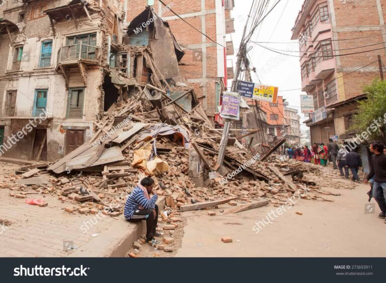 humanitarian aid needed in Nepal