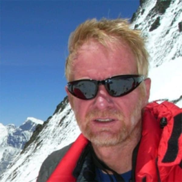Chairing Day 1 of #WEM18 – Prof. Chris Imray – Expedition Medicine Vascular Surgeon and world-renowned expert on frostbite and cold injuries