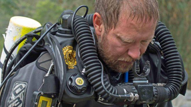 Dr Richard Harris, a hero of the Thailand Cave Rescue, to speak at #WEM18