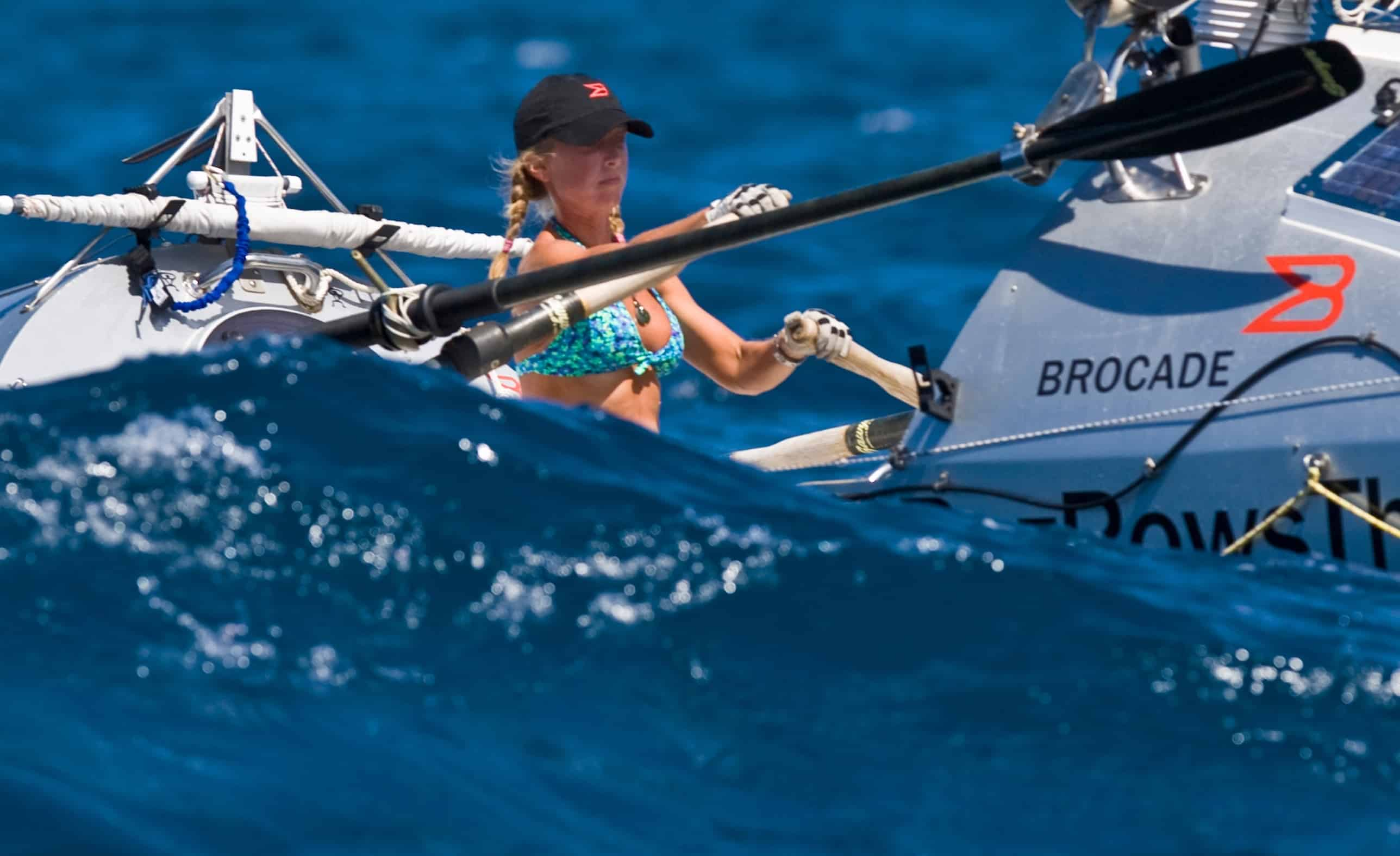 WEM Speaker: Roz Savage, Ocean Rower and World-Class Adventurer