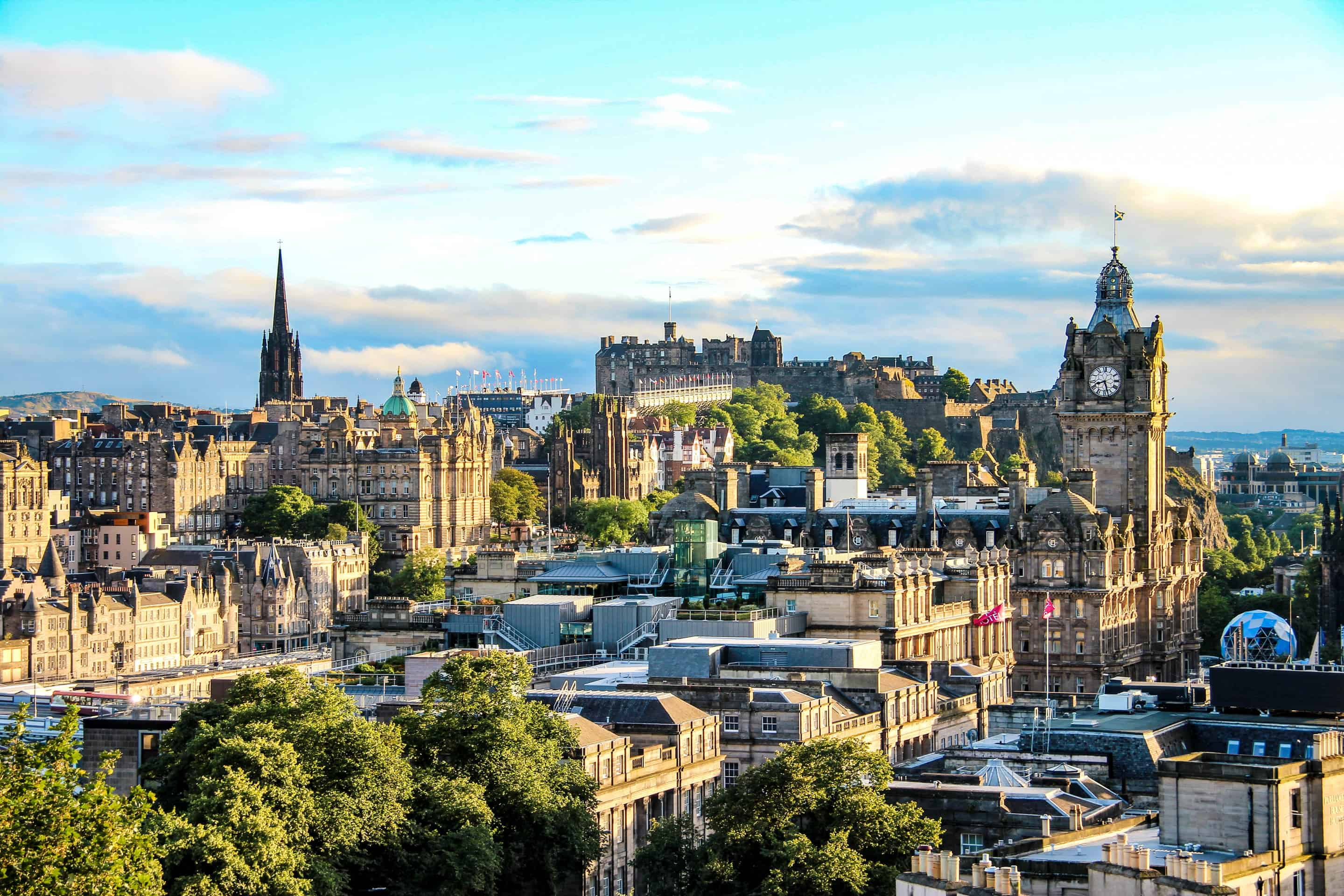 5 interesting things to see and do in Edinburgh while at the WEM Conference