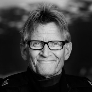 #WEM19: a unique and stimulating opportunity to hear physician and trauma expert Dr Mads Gilbert speak
