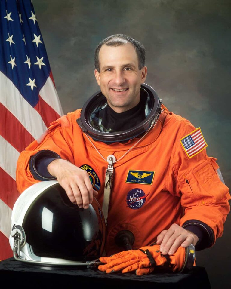 Don Pettit, NASA Astronaut