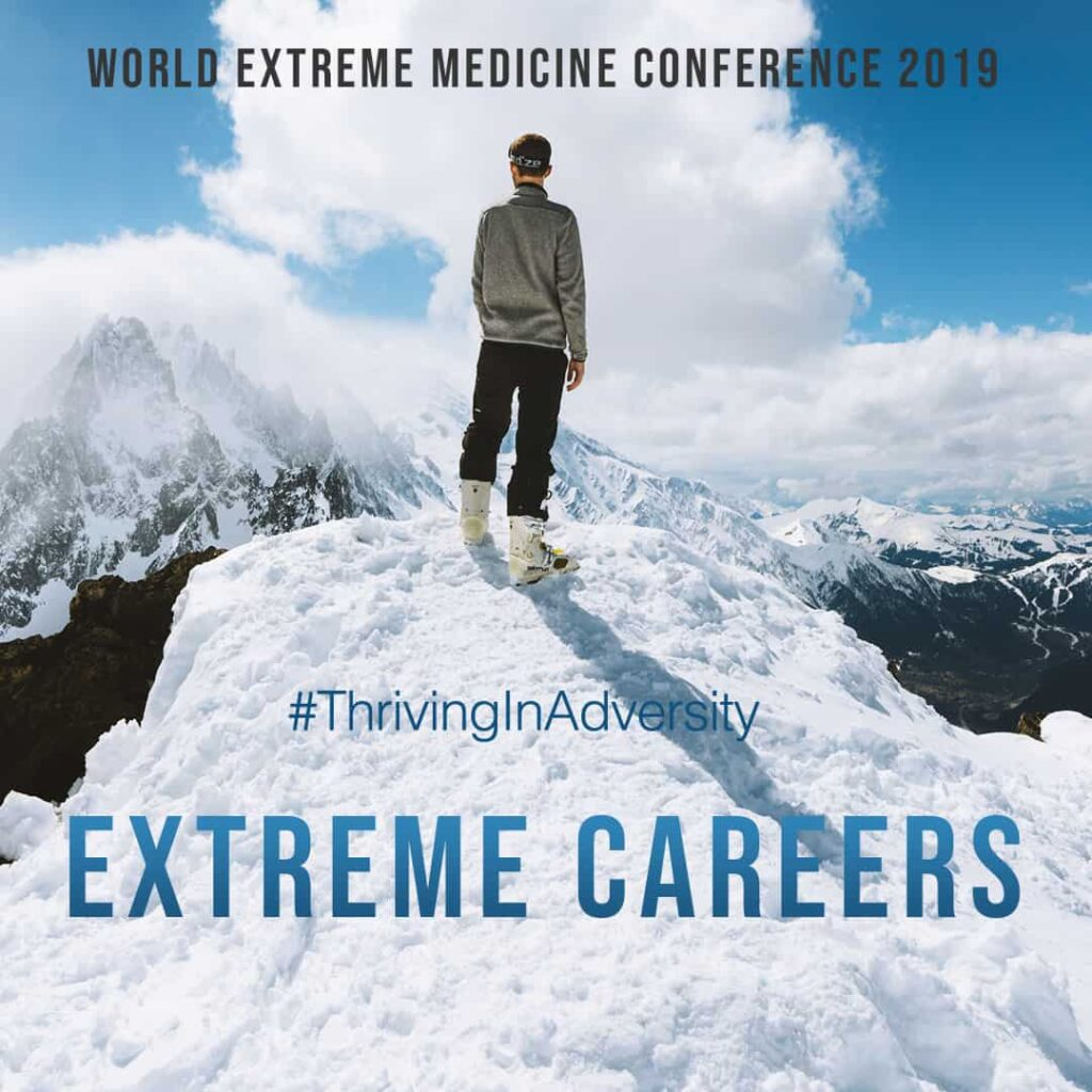 Thriving In Extreme Careers